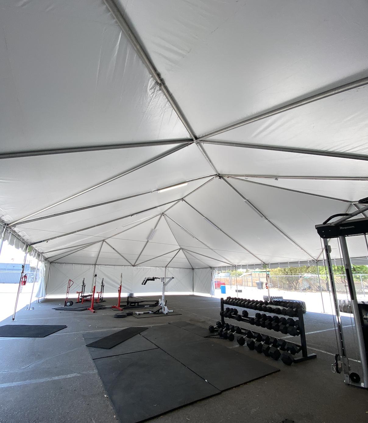 outdoor Training facility tucson