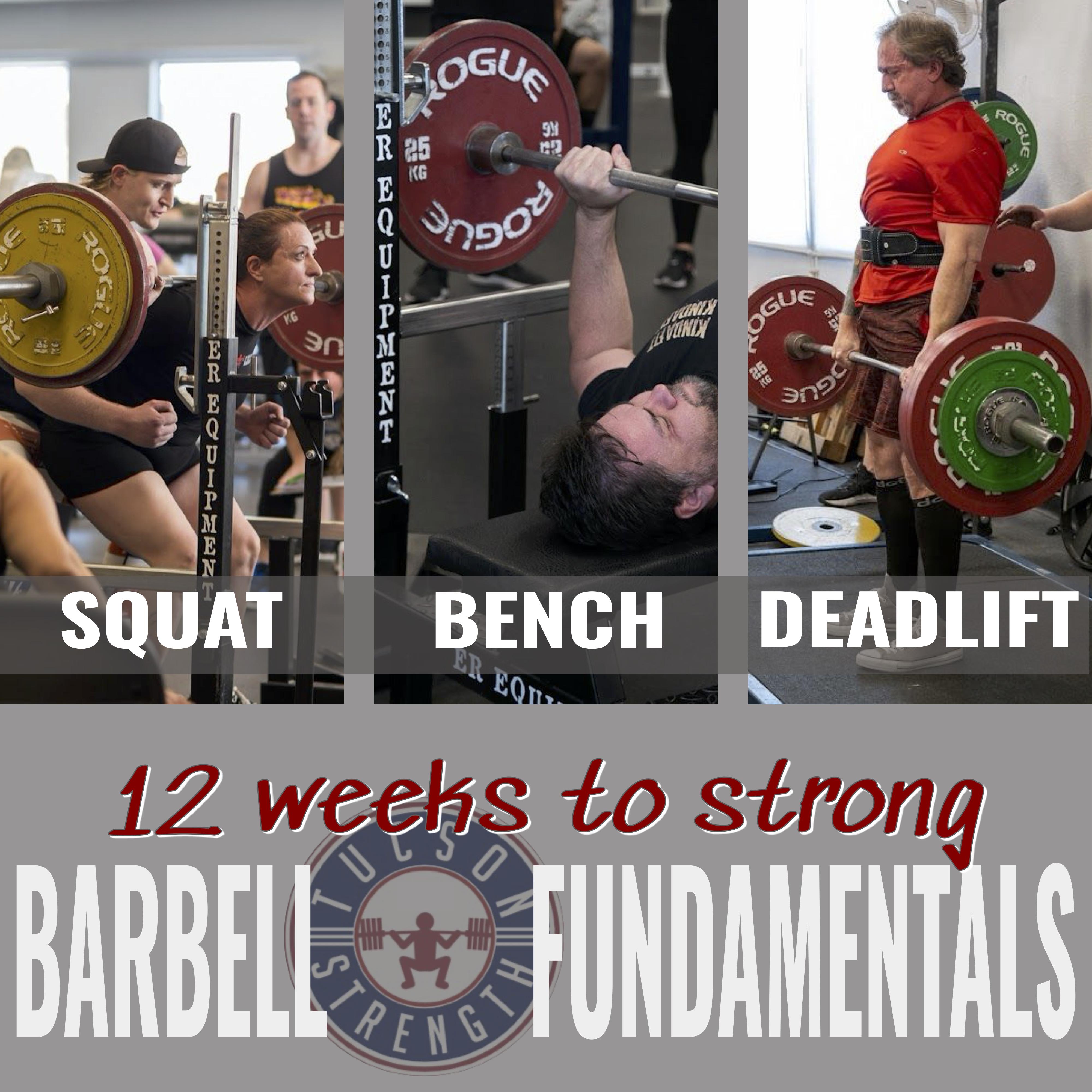 Barbell Strength Training tucson