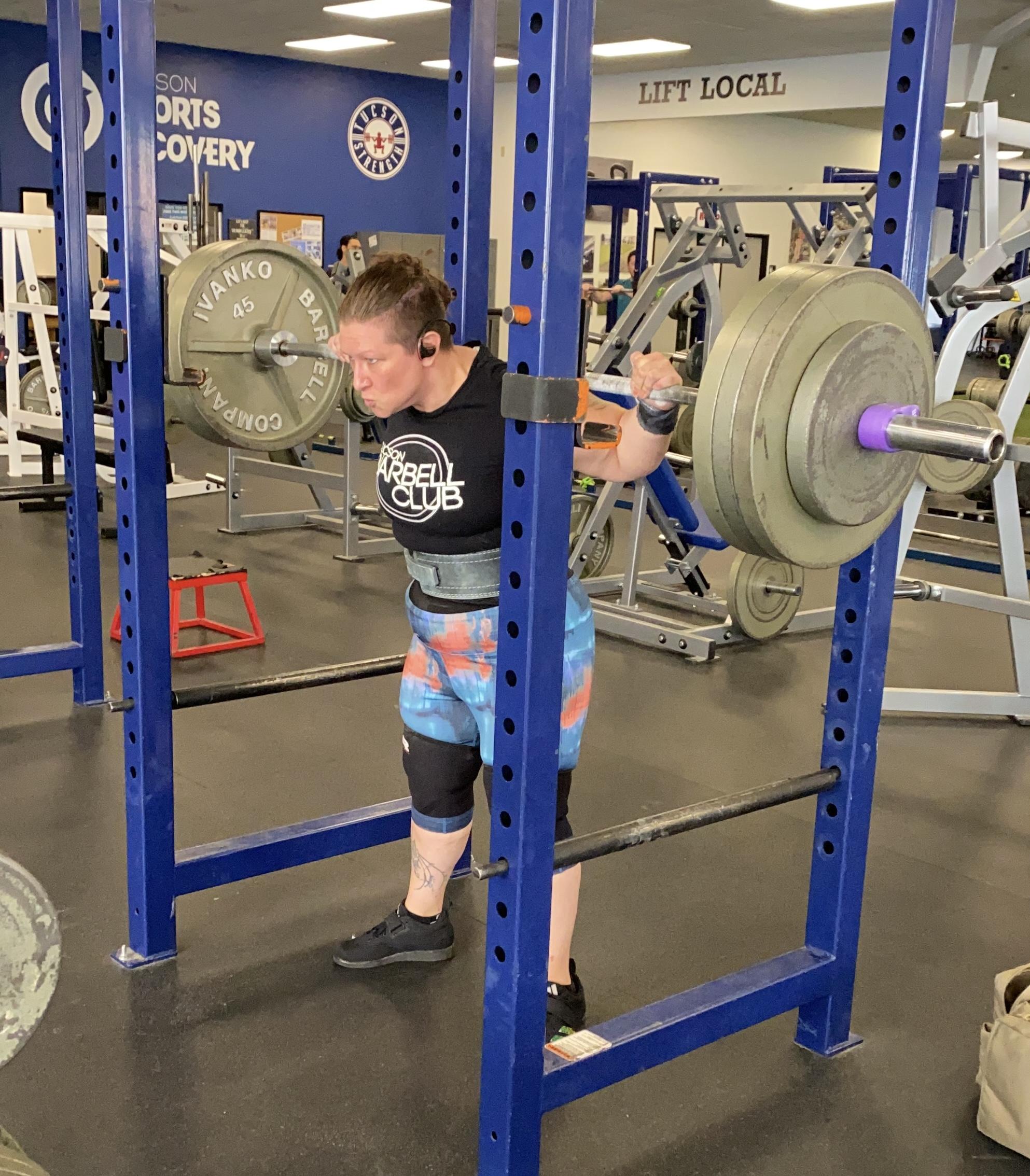 Powerlifting Gym Tucson